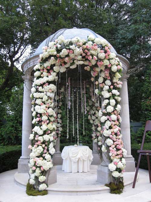 آلاچیق عروس