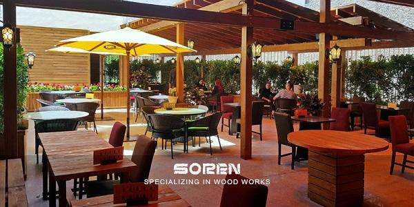 دکوراسیون رستوران ایرانی