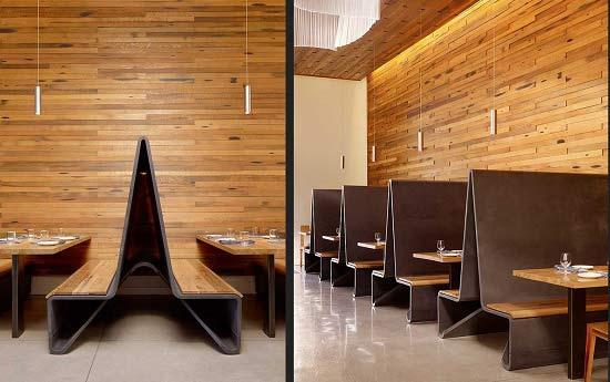 طراحی داخلی رستوران ایرانی