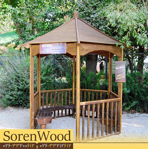 قیمت آلاچیق چوبی