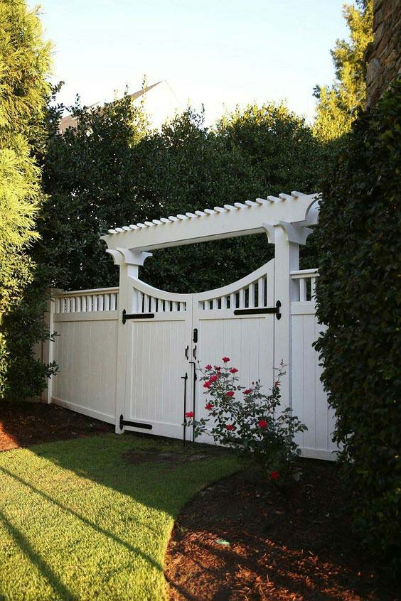 ورودی باغ و ویلا