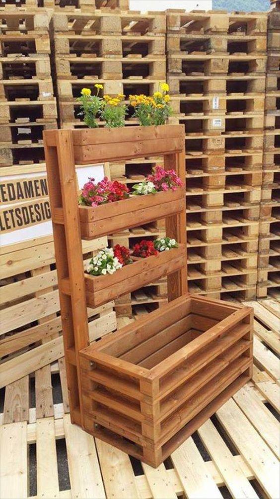 فلاورباکس چوبی