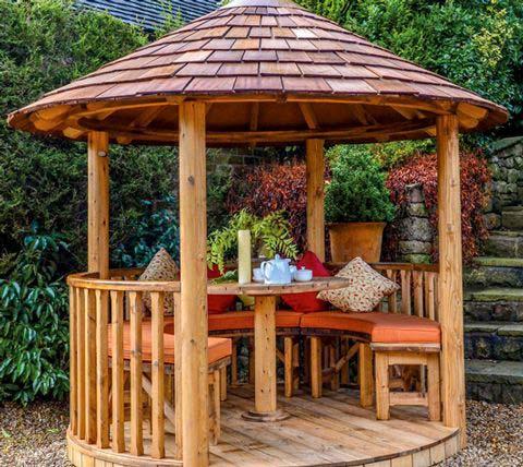 قیمت الاچیق چوبی