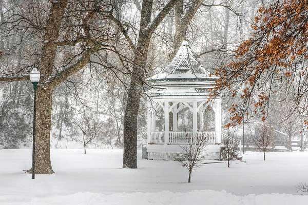 الاچیق زمستانی